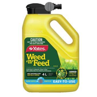Yates Weed n Feed Hose On 4L