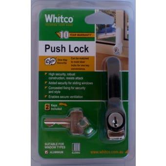 CYL4 Push Lock
