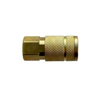 """EMAX Air Fitting Ryco Style Coupler Female 1/4"""""""