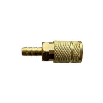 """EMAX Air Fitting Ryco Style Hose Coupler Barb 3/8"""""""