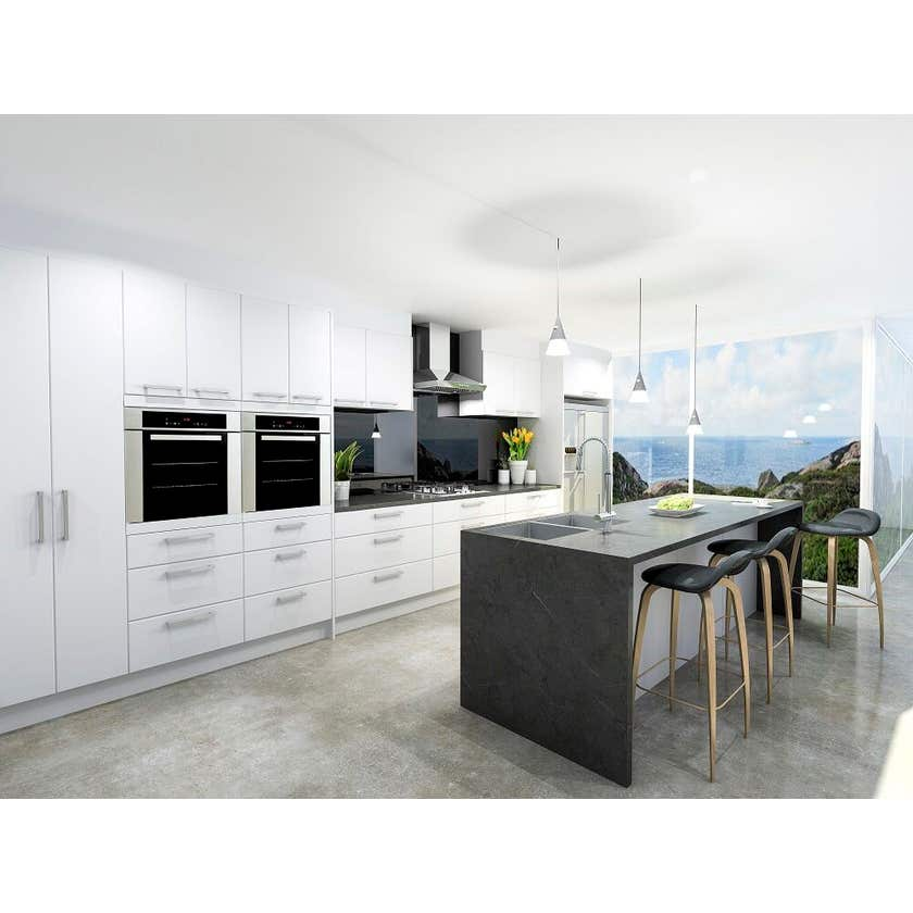 Principal Metro Kitchen 6 Cabinet Design
