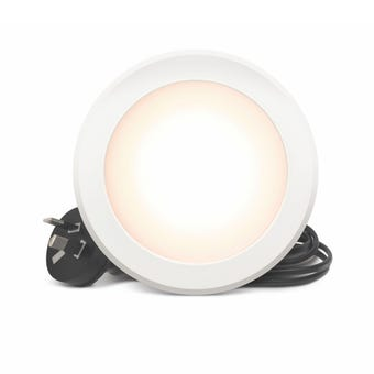 HPM LED Flat Face Downlight White 7W