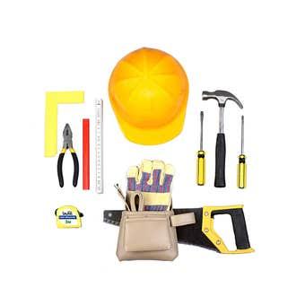 Built Big Kids Tool Kit - 12 Piece
