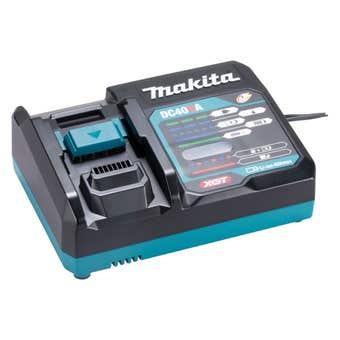 Makita 40V Max Single Port Rapid Charger
