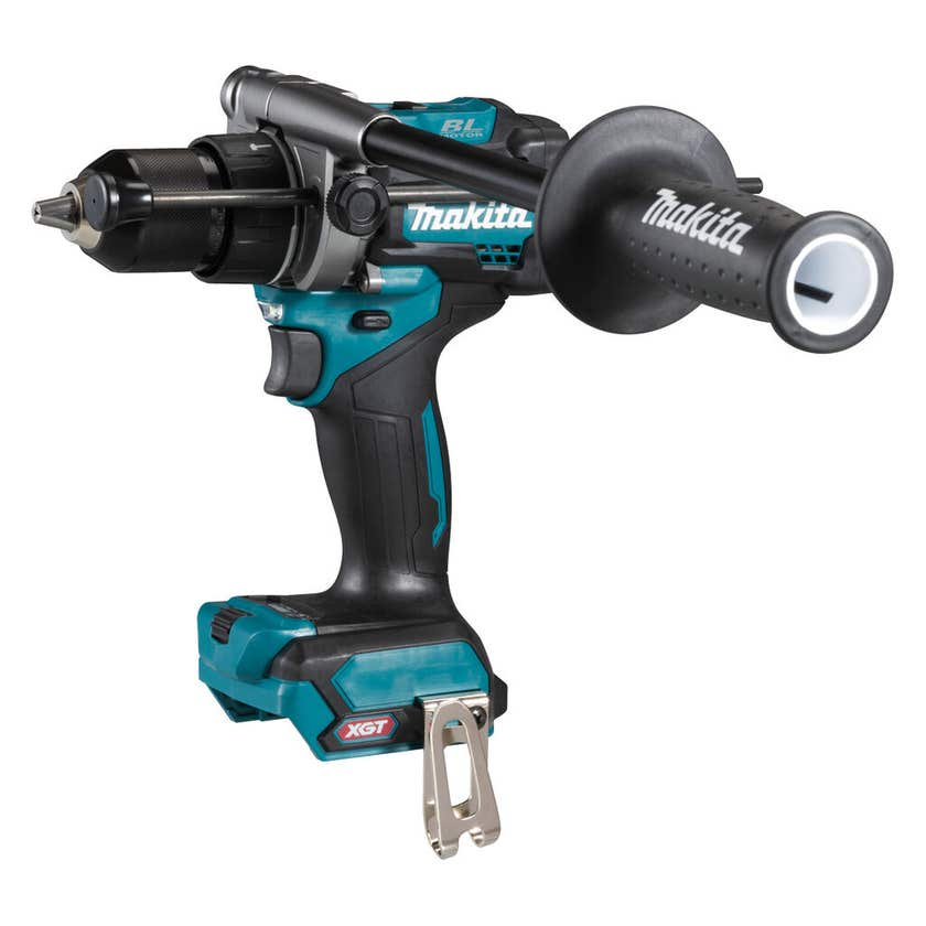 Makita 40V Max Brushless Hammer Driver Drill Skin