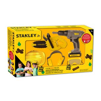 Stanley Jr. Mega Tool Set - 5 Piece
