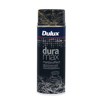 Dulux Duramax Spray Paint Marble Effect Gold 300g