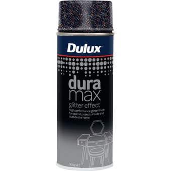 Dulux Duramax Spray Paint Rainbow Glitter Effect 300g