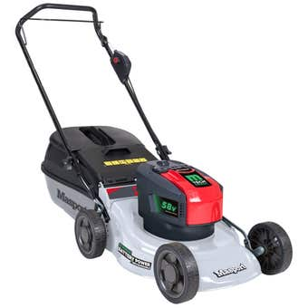 Masport 58V 200ST 2'n1 Lawn Mower