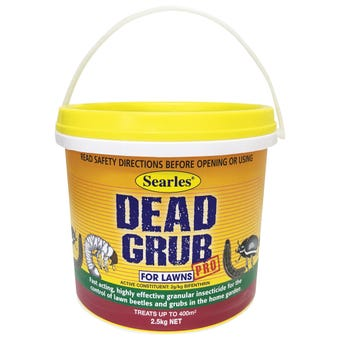 Searles Dead Grub Pro For Lawns 2.5kg