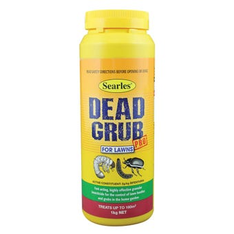 Searles Dead Grub Pro For Lawns 1kg