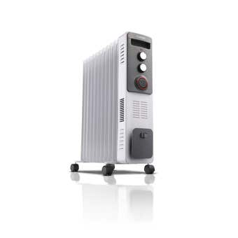 Goldair 11 Fin 2400W Dual Technology Oil Column Heater with Timer