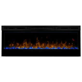 Dimplex Prism Wall Mounted Electric Fireplace 1270mm
