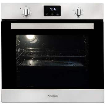Artusi Electric Oven Stainless Steel 600mm