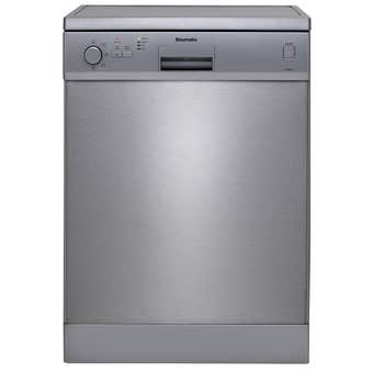 Baumatic 14 Place Dishwasher Stainless Steel
