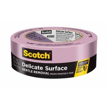 Scotch Painter's Tape Delicate Surfaces 36mm x 55m