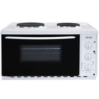 Artusi Freestanding Mini Kitchen with Cooktop