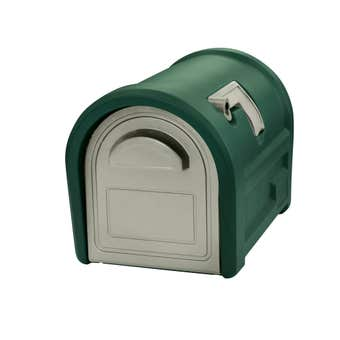 Sandleford Ranch Plastic Rural Letterbox