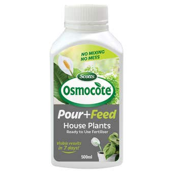Osmocote Pour + Feed House Plants 500mL