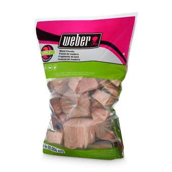 Weber Wood Chunks Apple 1.8kg