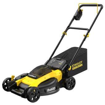 Stanley FatMax Lawn Mower V20 36V (18V x 2) Brushless Kit