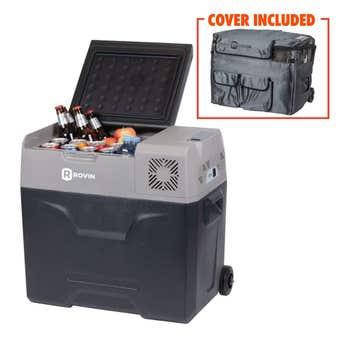 Rovin Portable Fridge DC/AC 50L