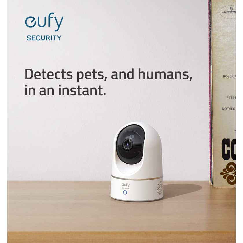 Eufy Indoor Security Camera Pan & Tilt