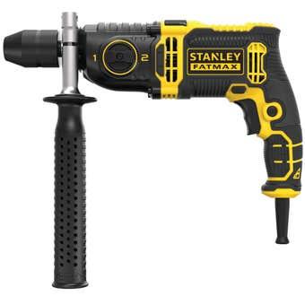Stanley FatMax 1100W Hammer Drill
