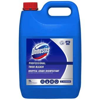 Domestos Hospital Grade Disinfectant Original 5L