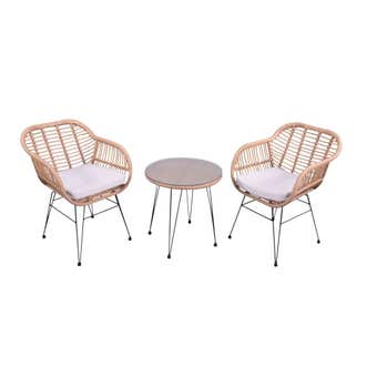 Cayman 2 Seater Café Set