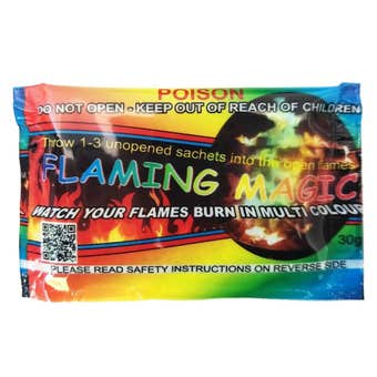 Flaming Magic Sachet 30g