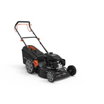 "Yard Force Self Propelled 166cc Honda Engine Lawn Mower 21"""