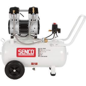 Senco Air Compressor 2.0HP Low Noise 50L