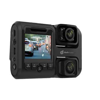 Dashmate Full HD Front & Infrared Cabin Dash Camera