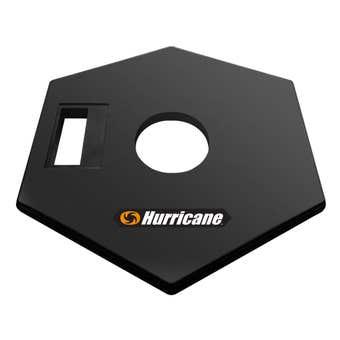 Hurricane Safety Bollard Rubber Base 6kg