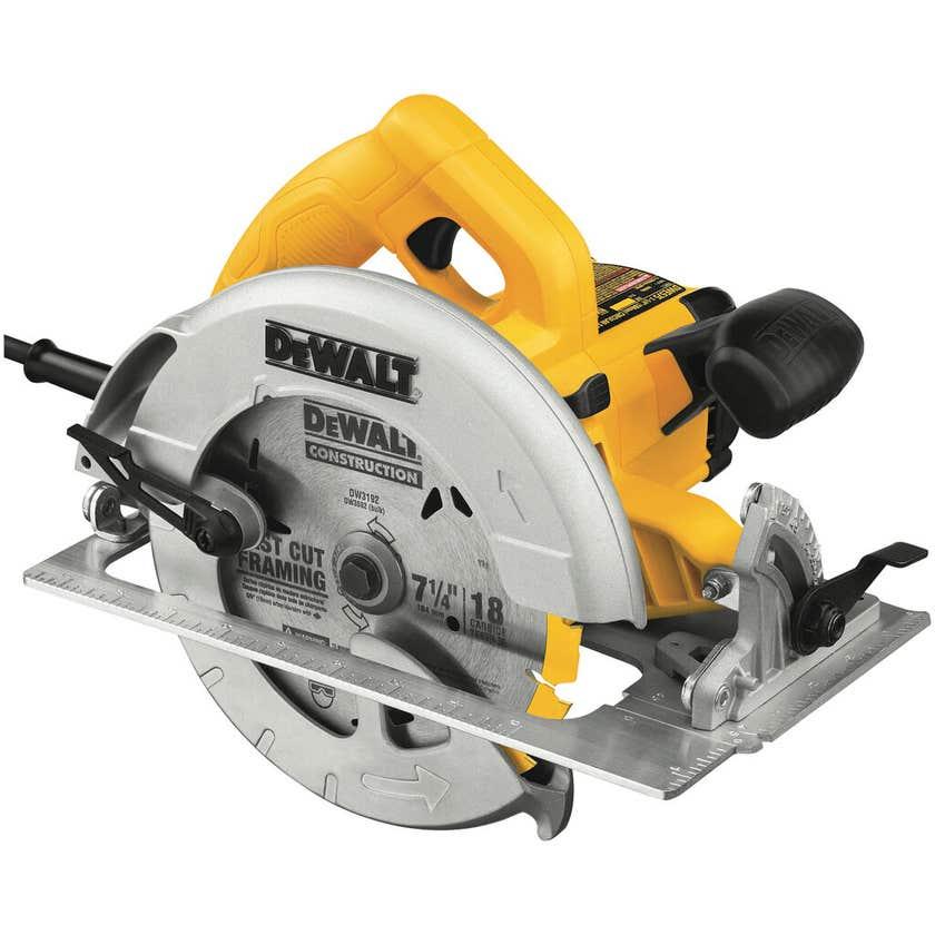 DeWALT 1600W Circular Saw 184mm