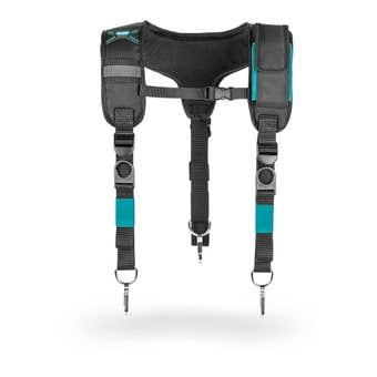 Makita Ultimate Padded Braces & Phone Holder