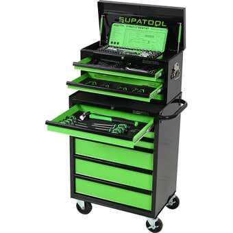 Supatool Premium Workshop Kit - 112 Piece