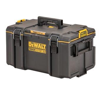 DeWALT TOUGHSYSTEM 2.0 DS300 Medium Stackable Storage Tool Box