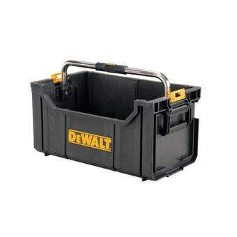 DeWALT TOUGHSYSTEM Tote Power Tool Storage Container Box