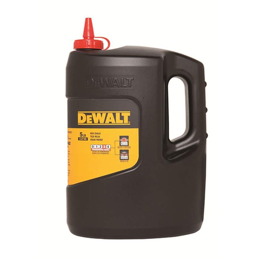 DeWALT Chalk Red 2.27kg