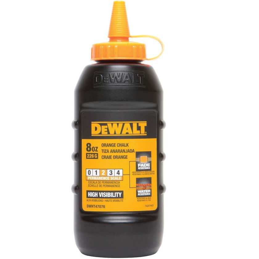 DeWALT Chalk Orange 226g