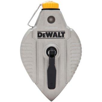 DeWALT Cast Aluminium Chalk Reel 30m