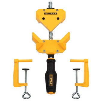 DeWALT 90 Degree Corner Clamp