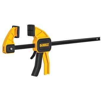 "DeWALT L Trigger Clamp 300mm/12"""