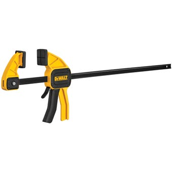 DeWALT L Trigger Clamp 600mm/24""