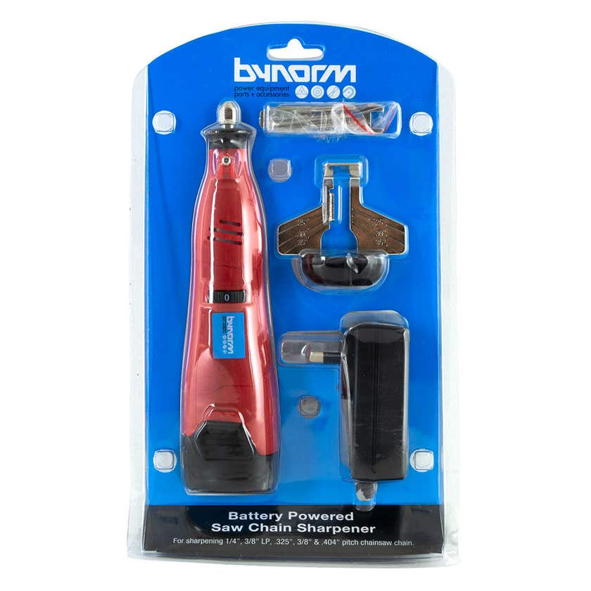 Bynorm Li-ion Battery Powered Chainsaw Chain Sharpener