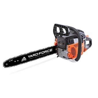 """Yard Force 51.5cc Chainsaw 18"""""""