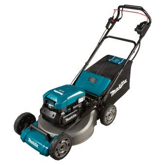 """Makita Direct Connection Brushless Self-Propelled Lawn Mower Kit 534mm (21"""")"""
