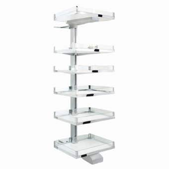 Kessebohmer Convoy Lavido Pull Out Pantry 450mm